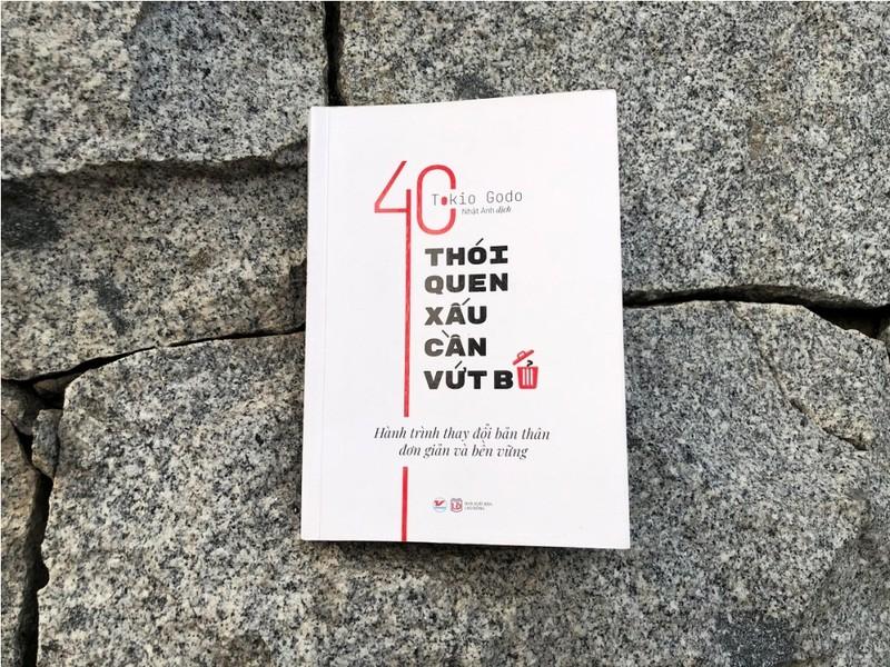 Tác giả người Nhật liệt kê 40 thói quen cần vứt bỏ - ảnh 1