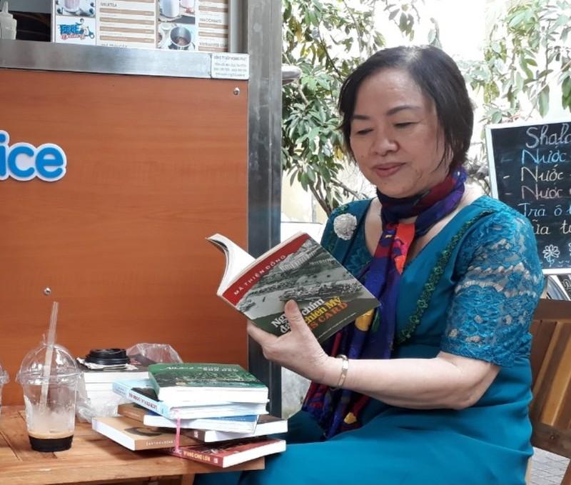 Người chuyên viết sách về biệt động và tình báo ở Sài Gòn - ảnh 2