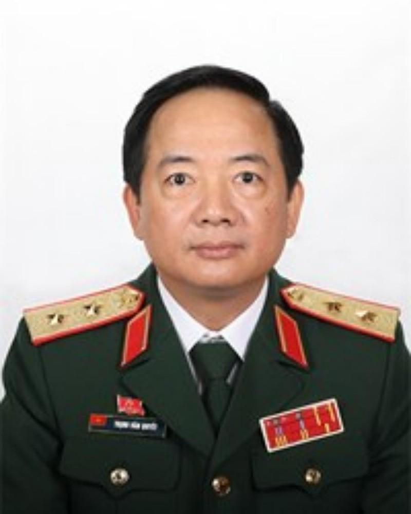 Nhân sự mới Tổng Cục chính trị Quân đội Nhân dân Việt Nam - ảnh 1