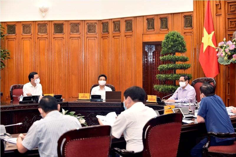 Thủ tướng Phạm Minh Chính: 'Không để chiến lược trên giấy' - ảnh 1