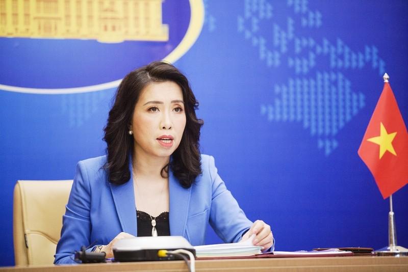 Bộ Ngoại giao nói về thông tin Bộ trưởng Quốc phòng Mỹ thăm VN - ảnh 1