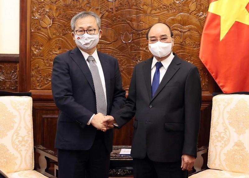 Nhật Bản tiếp tục hỗ trợ Việt Nam phòng chống dịch COVID-19 - ảnh 1