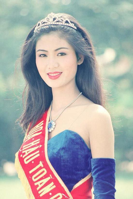 Hoa hậu Việt Nam Thu Thủy đột ngột qua đời - ảnh 2