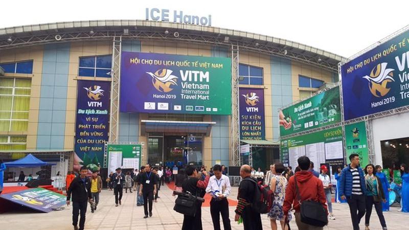 Hội chợ du lịch quốc tế Hà Nội dời lịch sang tháng 7 - ảnh 1