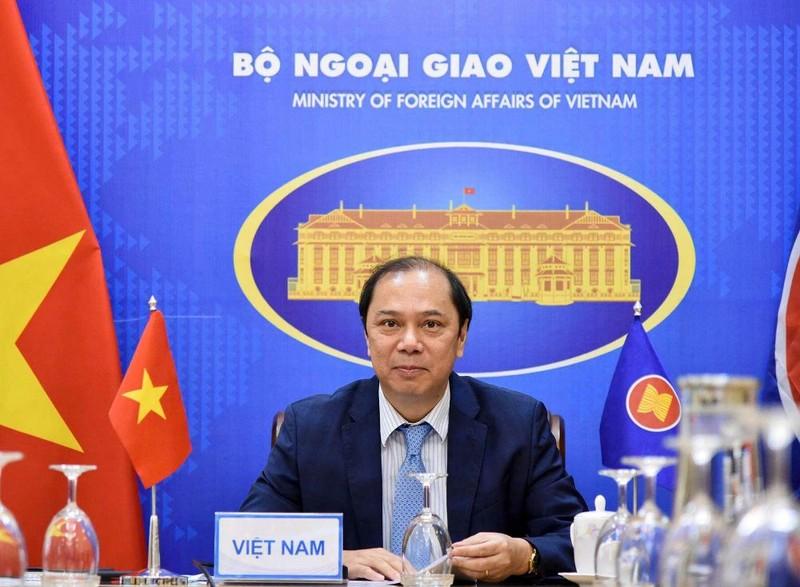ASEAN lên phương án hợp tác ứng phó và phục hồi sau dịch  - ảnh 2