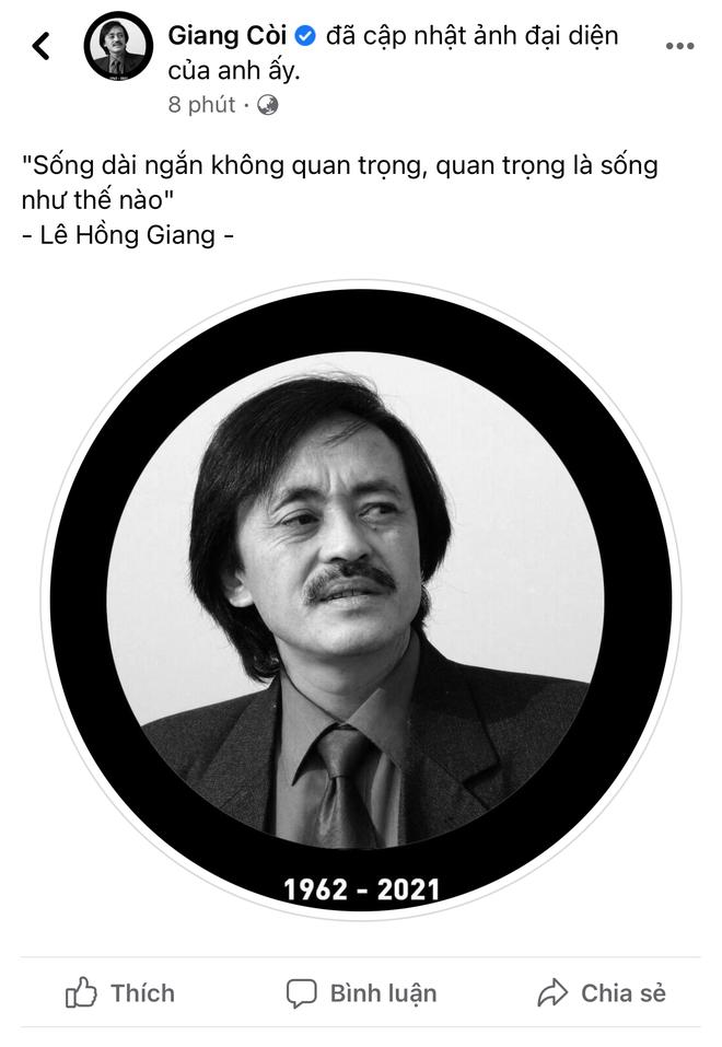 Nghệ sĩ Giang Còi qua đời, anh đã mang tiếng cười sang cõi khác - ảnh 1