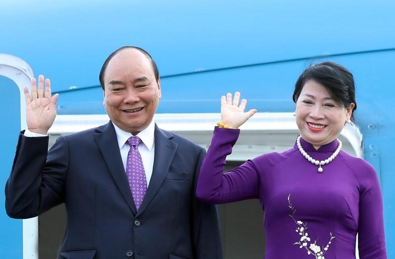 Chủ tịch nước Nguyễn Xuân Phúc gửi thư tới cử tri TP.HCM - ảnh 1