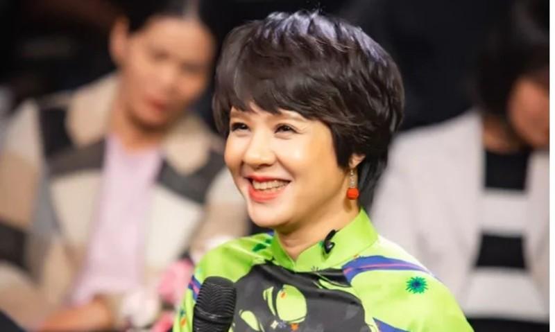 MC Diễm Quỳnh làm giám đốc Trung tâm Sản xuất phim truyền hình VFC - ảnh 1