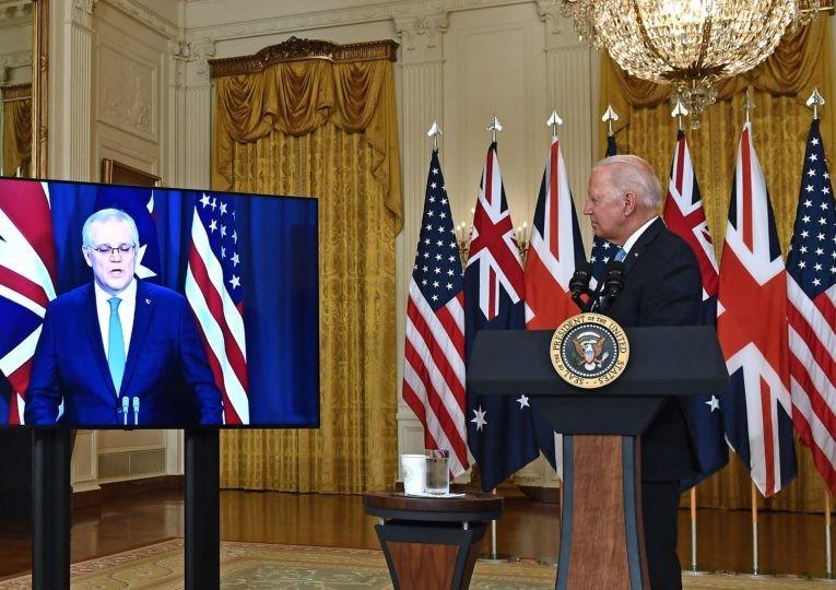 Việt Nam nói về việc Australia phát triển tàu ngầm hạt nhân - ảnh 1