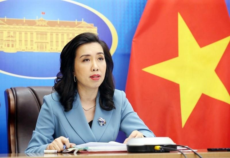 Việt Nam yêu cầu Trung Quốc chấm dứt ngay việc xâm phạm chủ quyền ở Trường Sa - ảnh 1