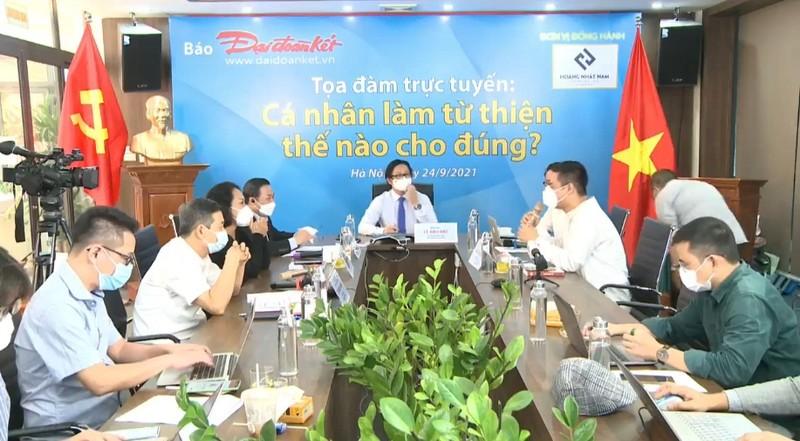 Kể chuyện làm từ thiện, MC Phan Anh: Chắc chắn tôi có tham... - ảnh 2
