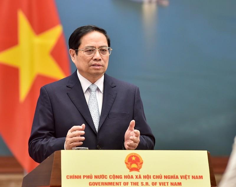 Thủ tướng: Việt Nam tạo điều kiện để các nước đầu tư vào lĩnh vực năng lượng - ảnh 1