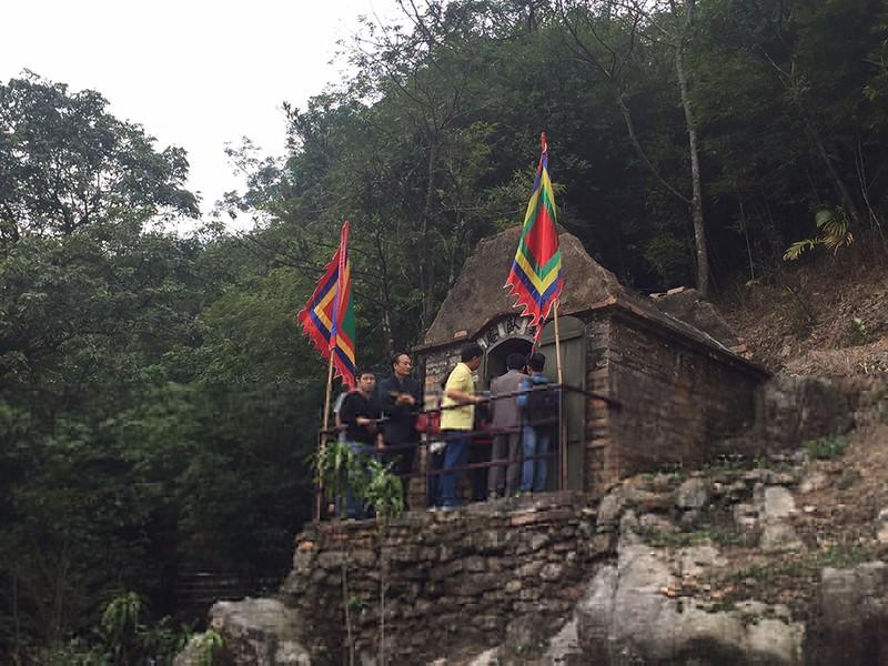 Khai mạc hội xuân Ngọa Vân trên đỉnh núi Bảo Đài - ảnh 3