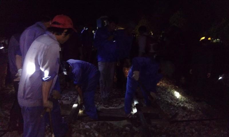 Xác định nguyên nhân vụ tai nạn tàu hỏa tại Huế - ảnh 2