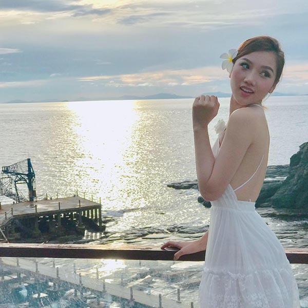 Nhan sắc gợi cảm của mỹ nhân Việt vừa đăng quang Nữ hoàng Sắc đẹp Toàn cầu - Ảnh 12.