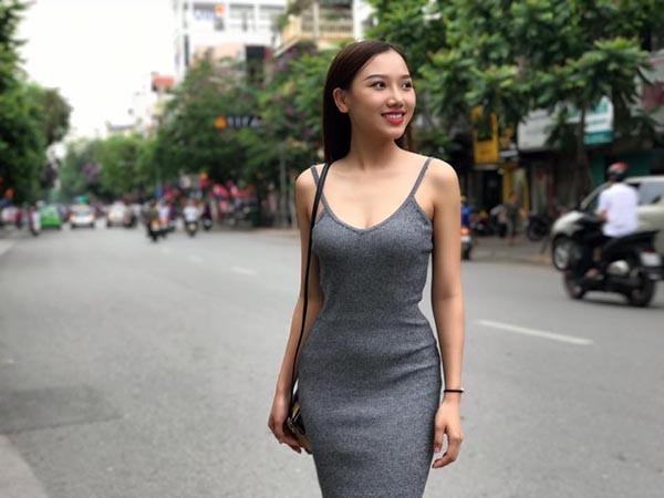 Nhan sắc gợi cảm của mỹ nhân Việt vừa đăng quang Nữ hoàng Sắc đẹp Toàn cầu - Ảnh 14.
