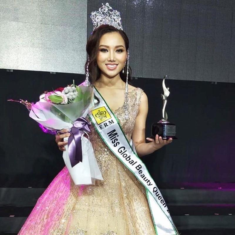 Hoàng Thu Thảo đăng quang Miss Global Beauty Queen 2017 - ảnh 3