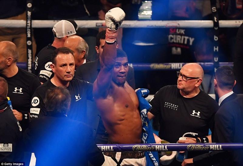 Kinh khủng Joshua toàn thắng 20 trận knock-out - ảnh 23