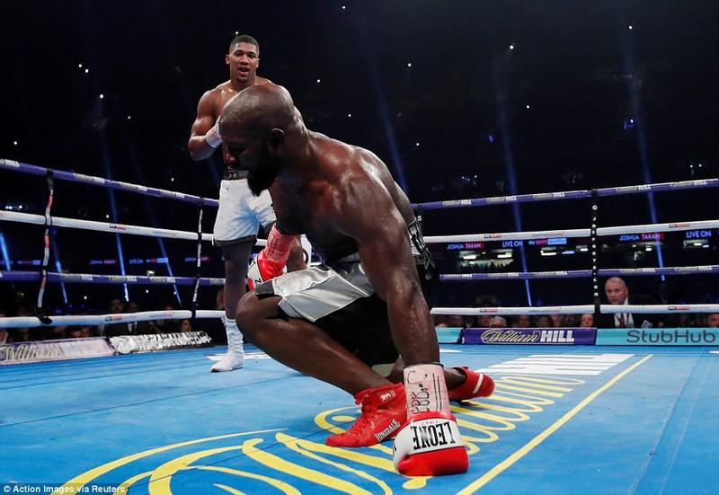 Kinh khủng Joshua toàn thắng 20 trận knock-out - ảnh 14
