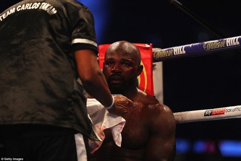 Kinh khủng Joshua toàn thắng 20 trận knock-out - ảnh 15