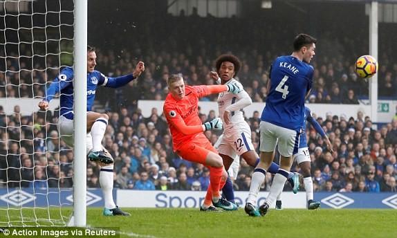 Dồn ép tức thở, Chelsea vẫn bất lực trước Everton - ảnh 1