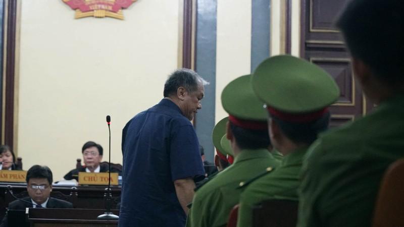 Ông Phạm Công Danh: 'Tôi trí nhớ kém, sức khỏe yếu…' - ảnh 1