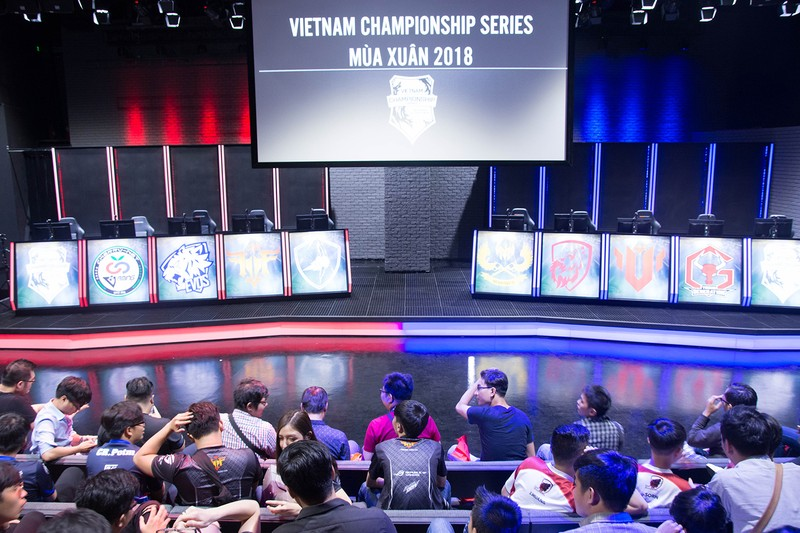 Khánh thành SVĐ thể thao điện tử đầu tiên ở Việt Nam - ảnh 1