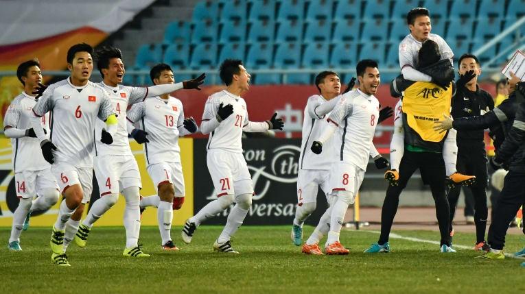 AFC: Chiến thắng của U-23 VN như một bộ phim kinh dị - ảnh 1