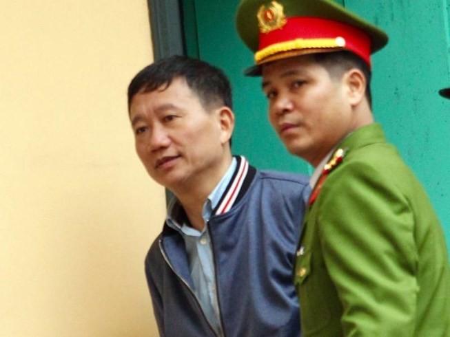Trịnh Xuân Thanh bị đề nghị thêm 1 án chung thân  - ảnh 1