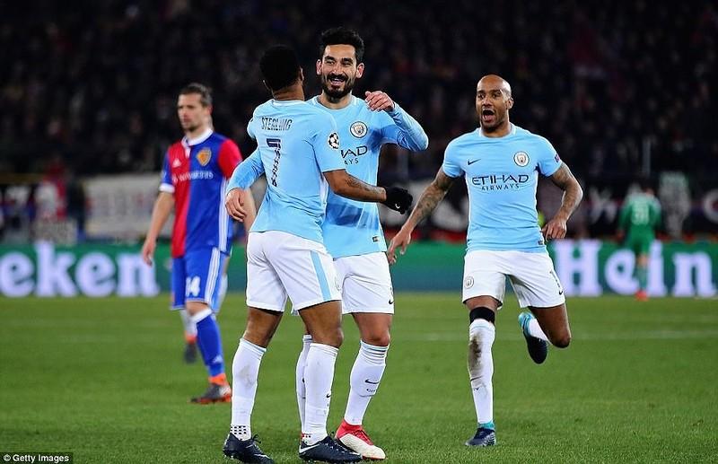 Man City hủy diệt Basel, Juventus bị cầm hòa đáng tiếc - ảnh 4