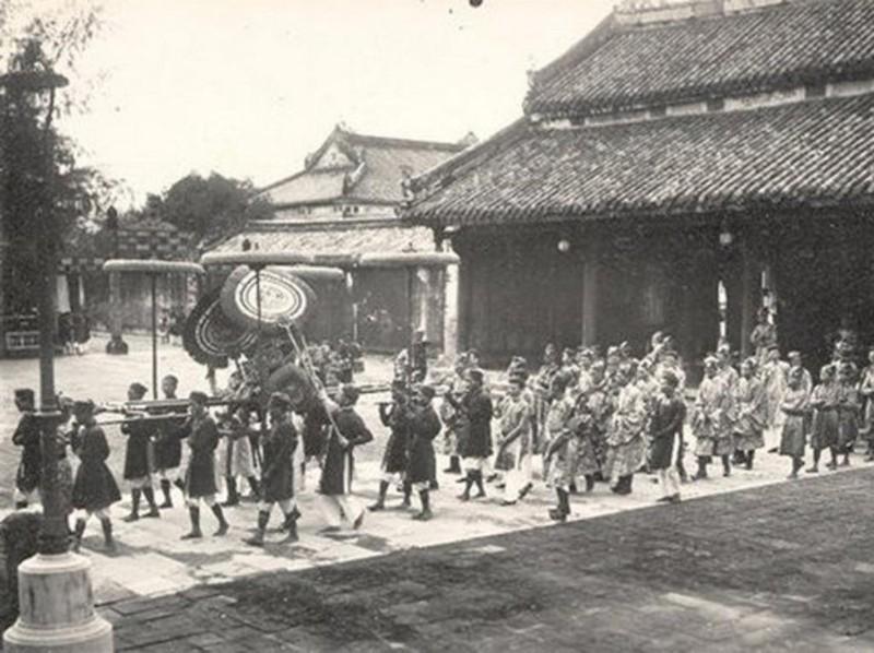 Nghi lễ Tết nguyên đán trong các cung đình Việt Nam xưa - ảnh 1