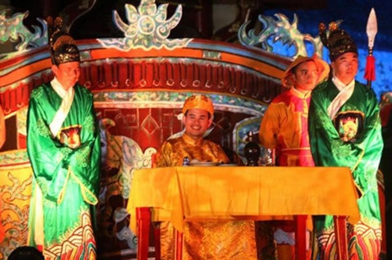Nghi lễ Tết nguyên đán trong các cung đình Việt Nam xưa - ảnh 2
