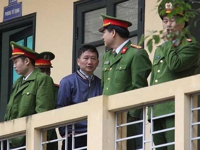 Trịnh Xuân Thanh kháng cáo kêu oan  - ảnh 1
