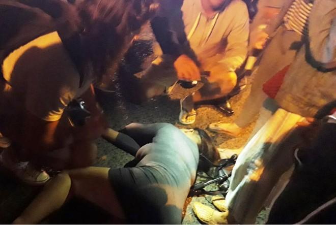 Chê cơm nguội, nữ khách bị đánh bất tỉnh ở quán ăn - ảnh 2