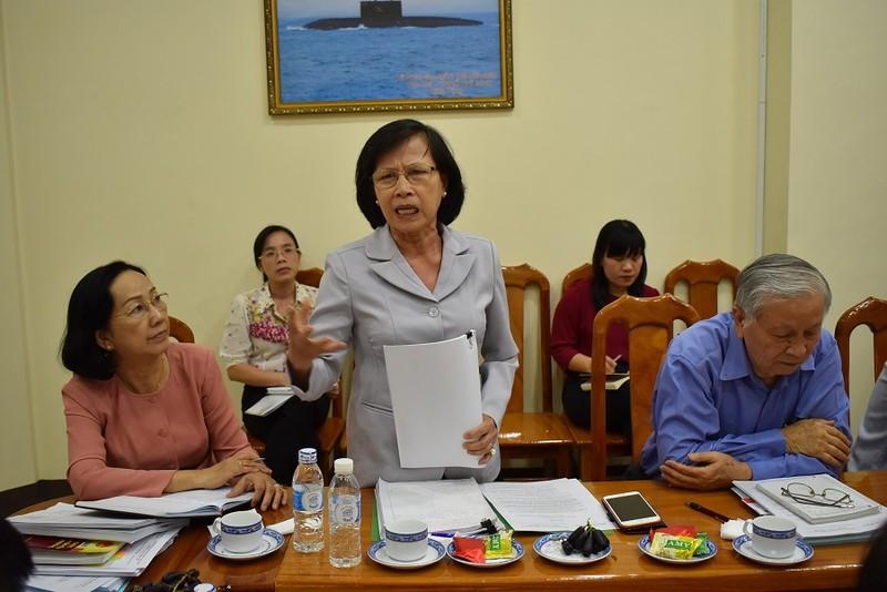 Cựu lãnh đạo TP.HCM góp ý về đề án, cơ chế đặc thù - ảnh 2