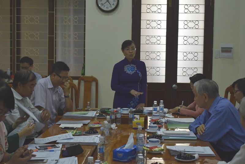 Cựu lãnh đạo TP.HCM góp ý về đề án, cơ chế đặc thù - ảnh 1