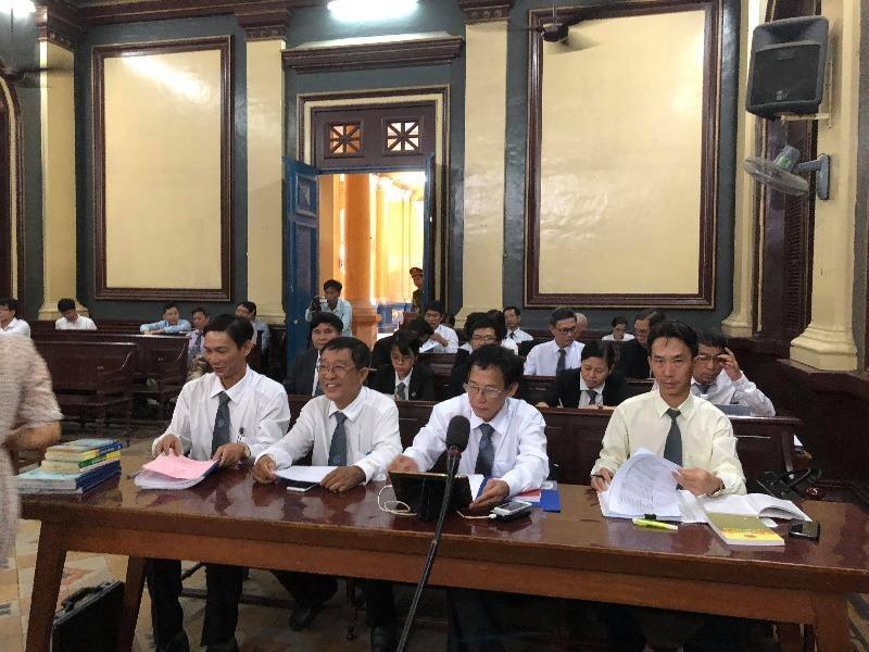 Vụ Navibank: Tòa bác các kiến nghị triệu tập thẩm phán - ảnh 1