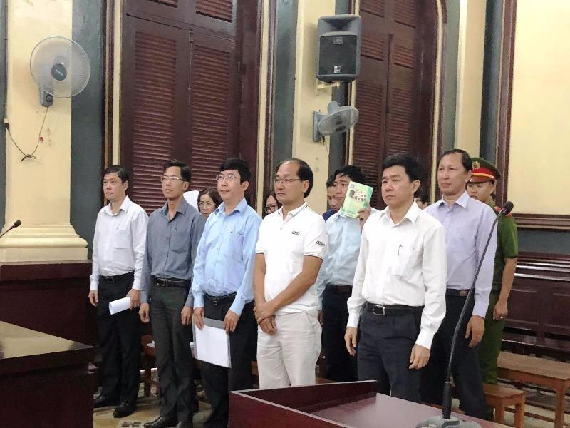 Đề nghị mức án với 10 cựu lãnh đạo NaviBank - ảnh 1