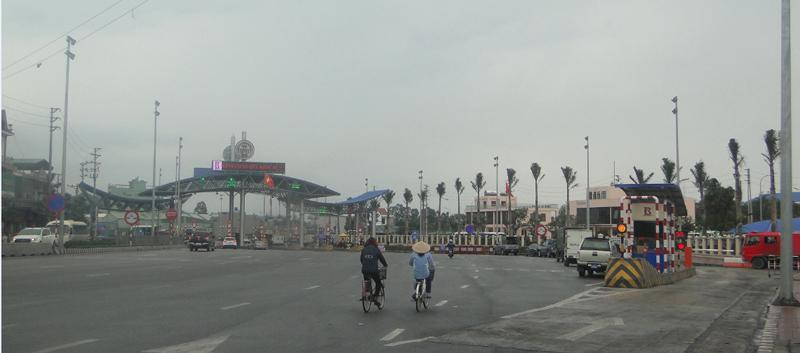 Quảng Ninh: Giảm giá 30%-100% qua trạm BOT Biên Cương - ảnh 1