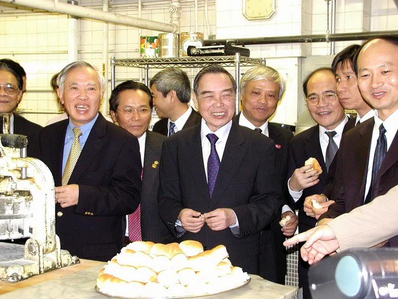 Chuyến công du đến Mỹ của Thủ tướng Phan Văn Khải - ảnh 1