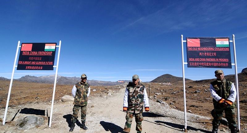 Trung Quốc bị tố xây đường tại điểm nóng biên giới - ảnh 1