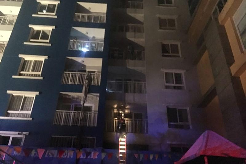 Cháy chung cư cao cấp ở TP.HCM, 13 người tử vong - ảnh 1