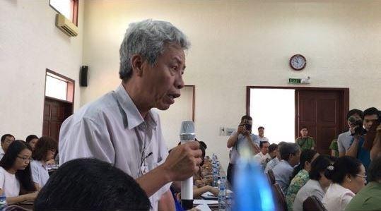 Tướng Phan Anh Minh: Không loại trừ tự gây nổ ở Carina - ảnh 1