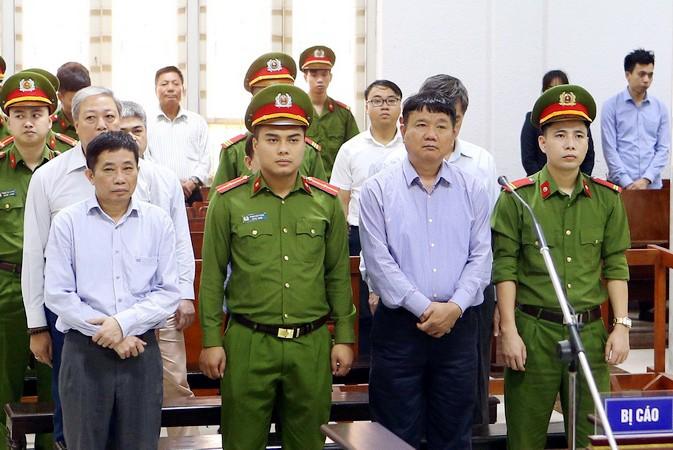 Tuyên án: Ông Đinh La Thăng lãnh 18 năm tù - ảnh 1