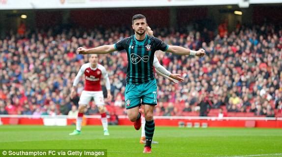 Arsenal ngược dòng đánh bại Southampton nhờ cựu sao MU - ảnh 3