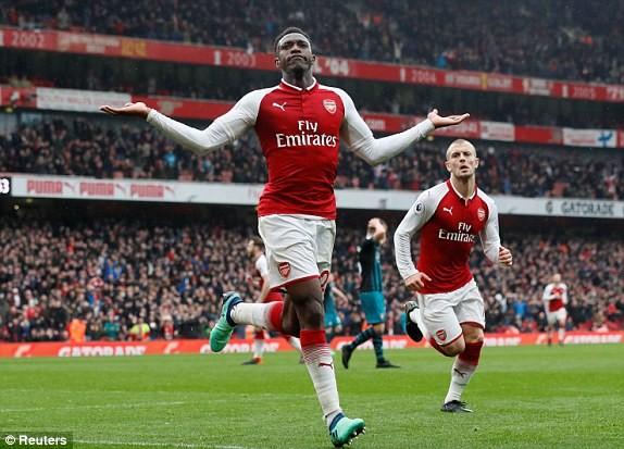 Arsenal ngược dòng đánh bại Southampton nhờ cựu sao MU - ảnh 1