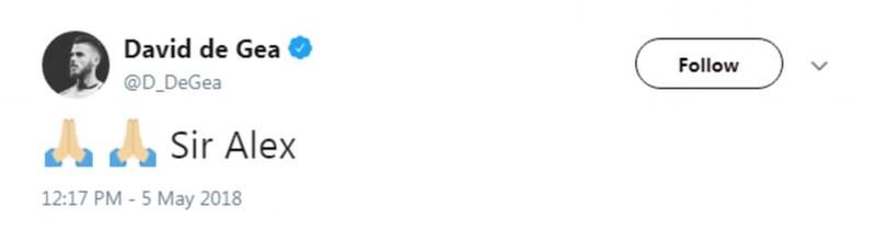 Huyền thoại Sir Alex Ferguson nguy kịch,cả thế giới cầu nguyện - ảnh 10