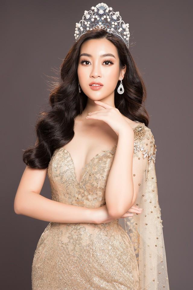Hoa hậu Đỗ Mỹ Linh làm giám khảo 'Hoa hậu Việt Nam 2018' - ảnh 1