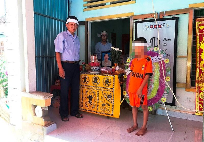 Góc tối sau vụ án con gái giết mẹ ở Quảng Ngãi - ảnh 1