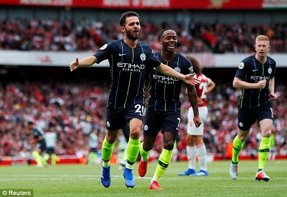 'Pháo thủ' tịt ngòi, thua 'sấp mặt' Man City ngay tại Emirates - ảnh 6